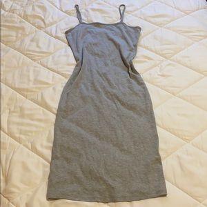 Midi body con dress